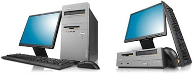 lenovo 3000 series desktops