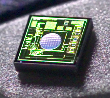 akustica aku2000 digital microphone chip