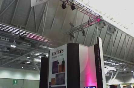 Unisys sets LinuxWorld alight