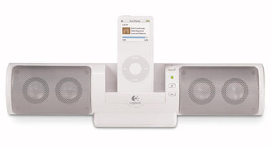 logitech mm32 ipod speakers