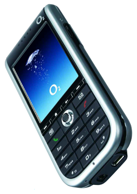 o2 xda iq smart phone