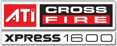 ati crossfire xpress 1600 chipset logo