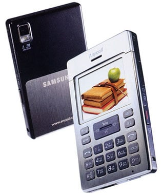 samsung card phone sch-v870