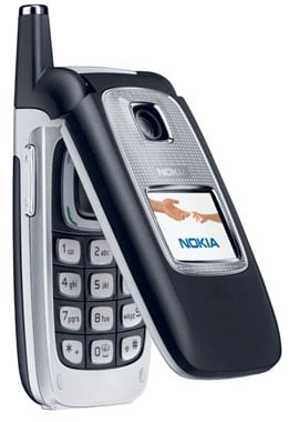 nokia 6103 low-end mobile phone