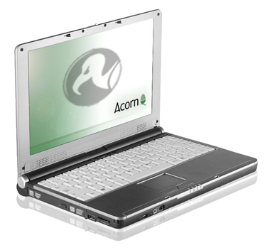 acorn solo note laptop