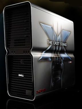 dell xps x-men gaming pc