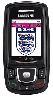 t-mobile three lions samsung e370