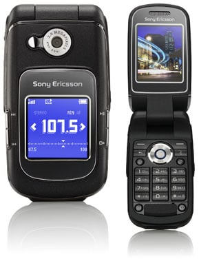sony ericsson phone 2006. sony ericsson z710 business phone 2006