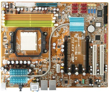abit kn9 sli nforce 570 sli-based socket am2 mobo