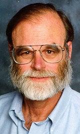 Photo of Jim Gray. of Microsoft