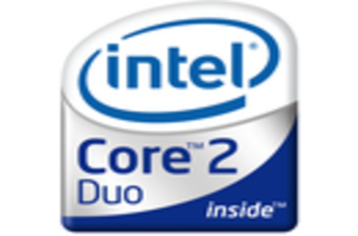 intel core 2 duo performance preview the register. Black Bedroom Furniture Sets. Home Design Ideas