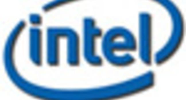 Intel logo teaser
