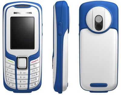 benq-siemens m81 sports phone