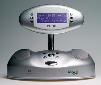 pure bug too digital radio