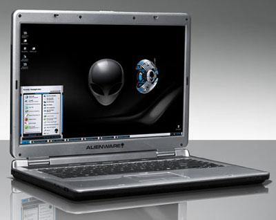 alienware sentia m5550