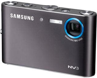 samsung nv3 digital camera