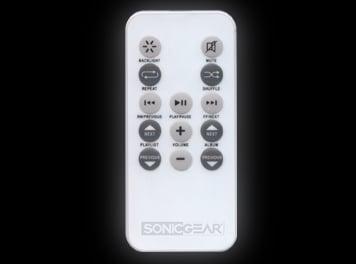Sonic Gear i-Steroid 2 u100 remote