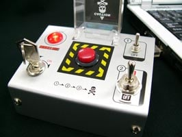 usb nuclear button hub