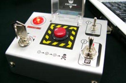 usb nuclear button hub