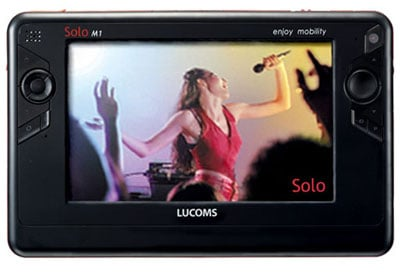 daewoo lucoms solo top m1 umpc