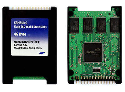 samsung 4gb solid-state disk
