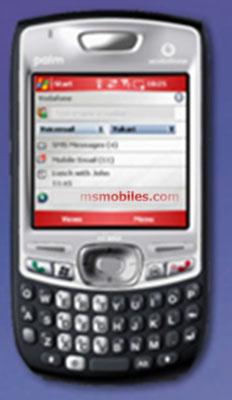 vodafone's 3g treo? pic courtesy msmobiles.com