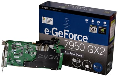 evga e-geforce 7950 gx2 black pearl