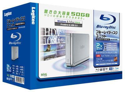 logitec LBD-A2FU2/WM blu-ray burner for mac