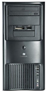 gateway e-6610 workstation