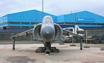 Sea Harrier for sale on eBay