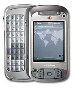 vodafone v1605 super 3g windows mobile handset