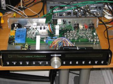 slim devices transporter - testing bench