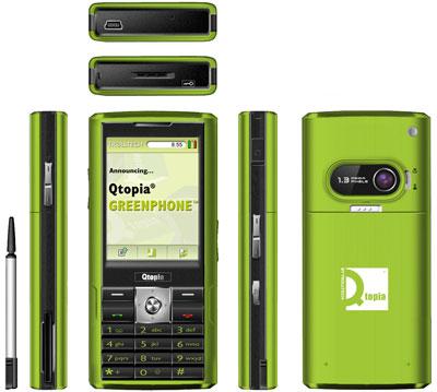 trolltech greenphone developer-friendly mobile