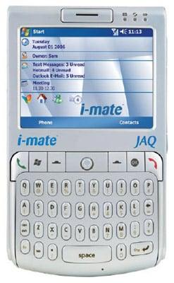 i-mate jaq inventec-made smart phone
