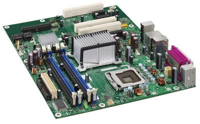 intel desktop board dq963fx