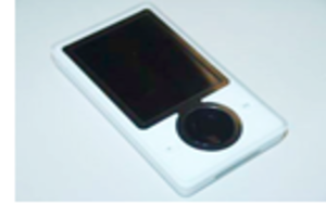 microsoft zune wireless player register