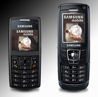 samsing ultra edition phones