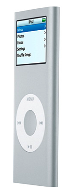 apple ipod nano second generation