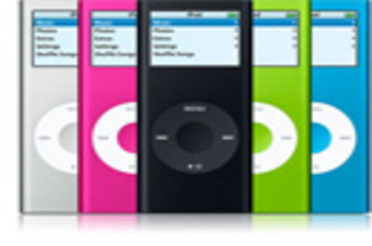 apple 39 s second generation ipod nano the register. Black Bedroom Furniture Sets. Home Design Ideas