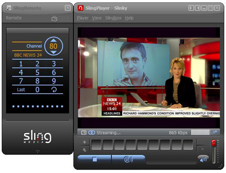 sling media slingbox 'petrolhead prang'
