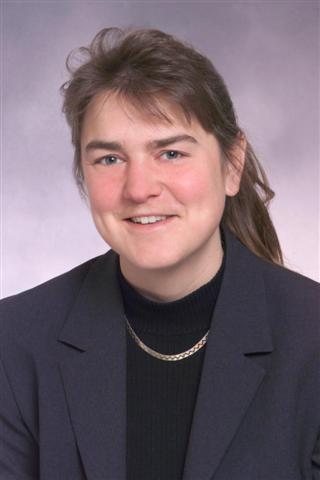 Picture of Donna Burbank, the director of enterprise modelling and architecture solutions at Embarcadero.