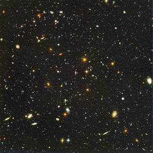 Lots and lots of galaxies