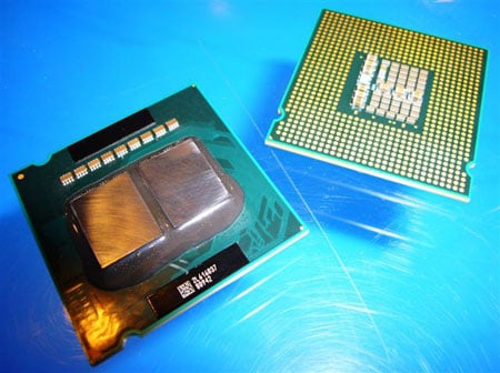 intel's quad-core kentsfield