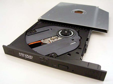 toshiba SD-L902A slimline notebook hd dvd drive