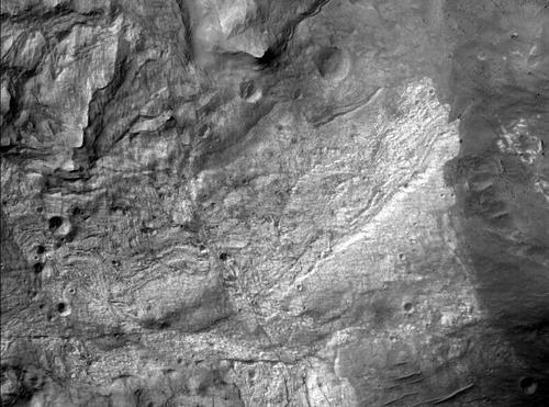 HiRISE image of Ius Chasma