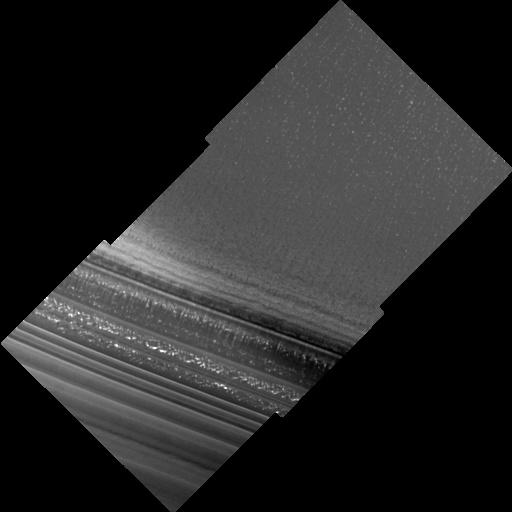 Deposits at Mars's north pole