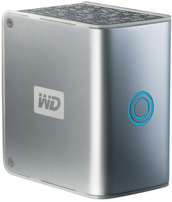 western digital my book pro edition ii 1tb hdd