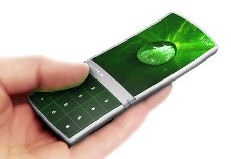 nokia aeon concept phone