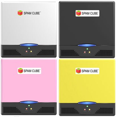 spam cube's spam cube