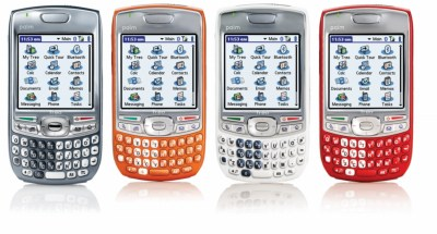 Treo 680: in four colours